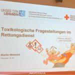 DRK-Bereitschaftsabend Toxikologische Fragestellungen im Rettungsdienst