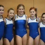 Jugend trainiert für Olympia Geräteturnen - Friedrich-Ebert-Gymnasium stark vertreten