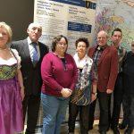 """CDU–Kandidaten besuchten Finissage der Ausstellung """"Deutsche aus Russland"""""""