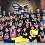 Basketball: Wild Bees Academy - </br>Faschings-Camp mit Teilnehmerrekord