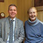 IKWZ-Gründerin Rose-Marie Michna feiert 90. Geburtstag