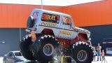 Die Monstertruck-Show der Gebrüder Frank kommt mit Vollgas nach LEIMEN