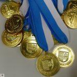 Große Sportlerehrungen in Sandhausen: </br>328 Geehrte mit Medaillen ausgezeichnet