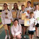 Keglervereinigung Nußloch  erfolgreich bei den Bezirksmeisterschaften der Jugend
