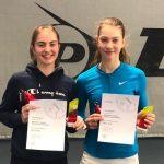 Tennis: Tolle Erfolge für die Juniorinnen des TC Blau-Weiß Leimen