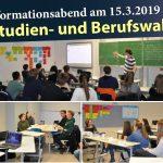 Studien- und Berufsinformations-Abend am Friedrich-Ebert-Gymnasium