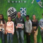 SV Sandhausen und Otto-Graf-Realschule Leimen stehen für Vielfalt im Fußball