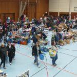 Erfolgreicher 50. Schlümpfe Jubiläums-Flohmarkt - Ca. 55.000 € für GSS-Aktivitäten