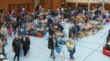 Erfolgreicher 50. Schlümpfe Jubiläums-Flohmarkt – Ca. 55.000 € für GSS-Aktivitäten