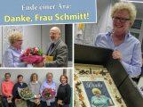 Ende einer Ära: Ingrid Schmitt übergibt den Vorsitz des FEG-Freundeskreises