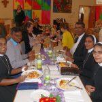 Schönes kath. Gemeindefest im Mauritiushaus - Leckeres Essen - gute Unterhaltung
