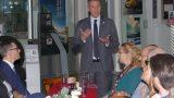 Leimener Unternehmer treffen den Oberbürgermeister – Diesmal bei Auto-Stern
