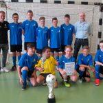 Fußball LeimbachRealschulCup - </br>Wiesloch holte den Wanderpokal