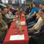 CDU Leimen besuchte Leimens Tradionsunternehmen Autohaus Stern