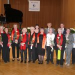 40 Jahre Frauenchor der Liedertafel – Ein denkwürdiger Konzertabend mit Ehrungen