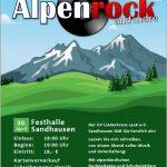 Alpenrock und Tanz in den Mai in Sandhausen