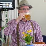 Musik und Canapé beim Matinée: </br>Doch der Franz war früh schon betrunken