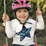 Happy End nach Stammzellenspende: </br>Der kleinen Stella geht es jetzt bestens