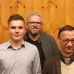 FDP Leimen. Rückblick auf erfreuliches Jahr  – Vorstand verjüngt