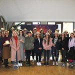 Moskauer Schüler zu Gast in Leimen – OB Hans Reinwald begrüßt junge Gäste