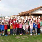 Beim TV Germania erhielten 77 Sportler das Deutsche Sportabzeichen für 2018