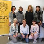 Ökumenischen Hospizdienst Leimen-Nußloch-Sandhausen mit neuem Vorstandsteam
