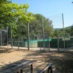 DFB-Minispielfeld wegen Sanierung gesperrt - Neuer Kunstrasen wird eingebaut