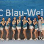 Tennis: Super Wintersaison für 1. Damen und  Juniorinnen U18 des TC Blau-Weiß Leimen