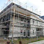 Richtfest des Kindergarten-Neubaus am Ludwig-Uhland-Haus - Ca. 3 Mio. Euro Baukosten
