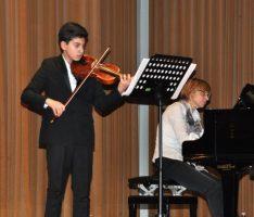 Erfolg für Bartolmay Can beim Landeswettbewerb Jugend Musiziert