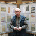 Ausstellung 150 Jahre Post- und Zeitgeschichte - Zeitreise durch Sandhäuser Geschichte