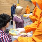 500 Teilnehmer bei Katastrophen-Großübung - Notfallstation in Wieslocher Schulzentrum
