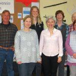 Musikvereins St. Ilgen mit neuem Vorstand - </br>Am 5. Mai Diljemer Kaffeestub