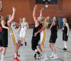Basketball: Wildbees erfolgreich im BBW-Pokal Final Four in Sandhausen