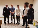 Jahres-Hauptversammlung der Feuerwehr Leimen Abteilung St. Ilgen