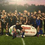 Nach fast 50 Jahren wieder Pokalsieger! </br>VfB Leimen siegt gegen 1. FC Wiesloch mit 1:2