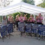 Zünftiger Blasmusik-Frühschoppen im Gauangellocher Eulenberghof