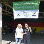 Gauangellocher TV Nordstern mit Maifest auf dem Waldsportplatz