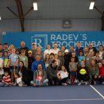 Saisoneröffnung und Tag der offenen Tür im Leimener Tennisclub
