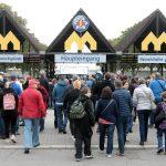 Maimarkt: Konjunktur besser als das Wetter - 334.000 Besucher an 11 Tagen