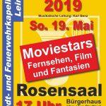 """SFK-Konzert am 19. Mai: """"Moviestars - Fernsehen, Film und Fantasien"""""""