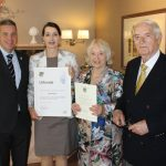 Doppeljubiläum im Hotel Seipel - Seniorchef wurde 85 Jahre, das Hotel 50 Jahre alt
