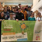 """72 Stunden – """"Sandhäuser Dünenfeger"""" vom Fr.-Ebert-Gymnasium sind mit dabei"""