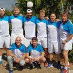 Tennis: Sieg und Niederlage beim Auftakt der Medenrunde für Blau-Weiß Leimen