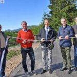 Radweg-Verbindungsstück zwischen Heidelberg und Leimen eingeweiht