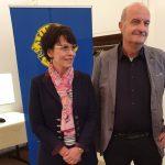 Langjähriges Ehrenamt: Lions-Club ehrt Nathalie Müller und Oliver Herzog