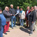 SPD Leimen und Rohrbach: S-Bahn-Halt an Gemarkungsgrenze gefordert