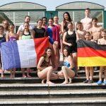 Über Ostern in Vichy: Deutsch-französisches Schwimmertreffen zum 39. Mal