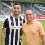 Erste Verpflichtung für nächste Zweiliga-Saison: Bouhaddouz kehrt zurück