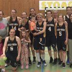 Wild Bees Damen Ü35 beenden Deutsche Meisterschaft auf undankbarem Platz 4